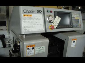 Used Citizen B 12 Swiss type lathe