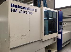 Battenfeld 210T HM 210/1000 S UNILOG B4 Spritzgießmaschine