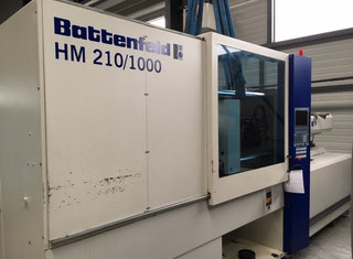 Battenfeld 210T HM 210/1000 S UNILOG B4 P91022078