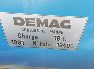 Demag 16T Bi P91022089