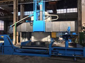 Berthiez LVT 125 Karusselldrehmaschine CNC