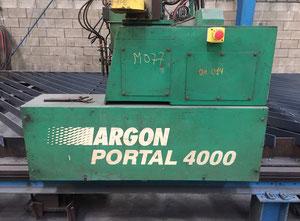 Argon Portal-4000 CG-5 Brennschneidemaschine