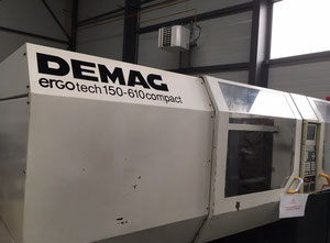 Demag 150T ERGOTECH COMPACT 1500-610 Injection moulding machine