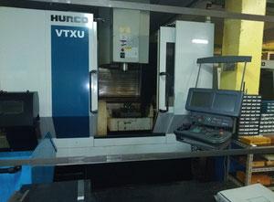 Centro de mecanizado 5 ejes HURCO VTX-U