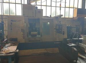 Used Daewoo MYNX 650 Machining center - palletized