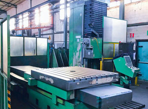 Used Alesamonti AT 127 Table type boring machine CNC
