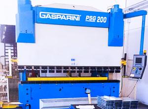 Gasparini PSG 200/3000 Abkantpresse CNC/NC