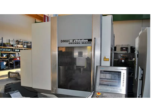Deckel Maho DMU50 5axis cnc vertical milling machine