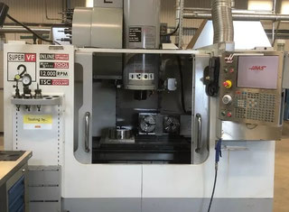 Haas SUPER VF-2SSHE P91024064