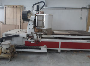 Cosmec CONQEST Wood CNC machining centre