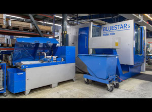 Hüller-Hille Bluestar 5 Machining center - palletized