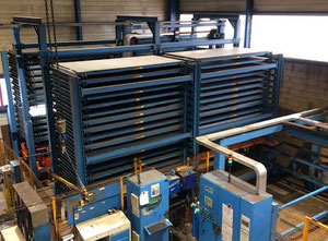 Řezačka - laserový řezací stroj Prima Power PLATINO 1530