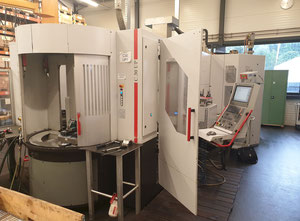 Hermle C 30UP Machining center - 5 axis