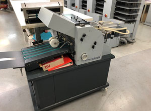Horizon EF-354 ED-354 folding machine