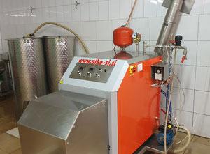 Machine de découpe, lavage et blanchiment de fruits et légumes Sraml PR 850/1100 RWT
