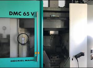 Deckel Maho DMC 65 V CNC Fräsmaschine Vertikal