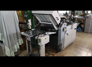 Stahl 52.4 + SAK56 folding machine