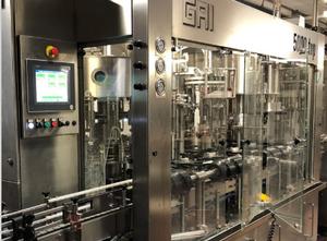 Stroj na plnění lahví GAI 5000T