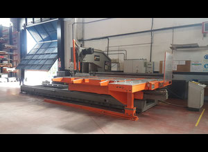 Friggi VTS 4000x1500x600 vertical band sawing machine for Aluminum