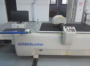 Automate de découpe Gerber GTXL