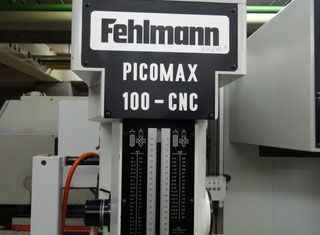 Fehlmann Picomax100-CNC 3 P91028005