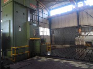 Alesatrice a montante mobile CNC Asquith T4086