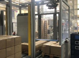 Heripack PP 3000 Palletizer - palletizing robot