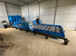 SAF Plasmatone Cutting machine - Plasma / gas