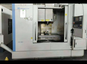 Hardinge GX-800 Bearbeitungszentrum Vertikal