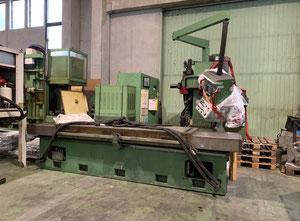 Cnc yatay freze makinesi Novar 800 K 25