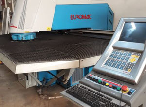 Euromac MTX Flex 6 CNC punching machine