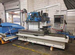 MTE Kompakt Plus cnc vertical milling machine