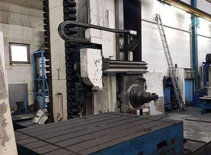Pegard Precivit 2 Table type boring machine CNC