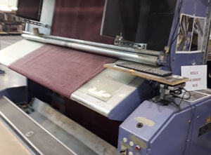 Mengen - Textile inspection machine