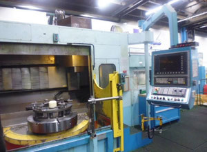 Tour Vertical IMT with AXE C vertical turret lathe