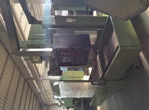 Cnc yatay freze makinesi Sachmann X11