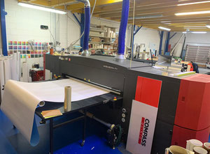 Plotter Vutek GS2000 LXPRO