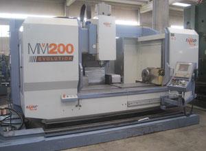 Famup MMV 200 EVOLUTION Bearbeitungszentrum Vertikal