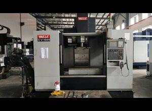 Wele CV-1060 Bearbeitungszentrum Vertikal