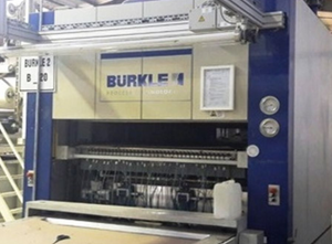 Burkle BTF 1534 - 1400 Presse