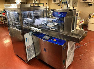 Machine de production de chocolat Selmi Moulding Line 275