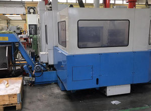 Mazak H-415 6PC Machining center - horizontal