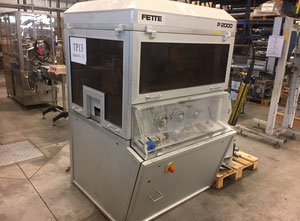 Fette Perfecta P2000 rotary tablet press, 43 station