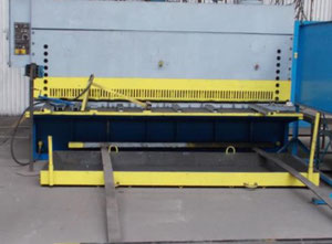 Piesok CNTA 3150/16 Hydraulische Blechschere