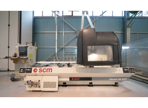 Used SCM Record 120 NWT Wood CNC machining centre