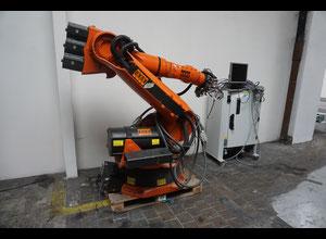 Robotica industrial Kuka KR2150 S C2 FLR ZH150/180