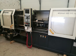 Demag Ergotech 80 - 310 Injection moulding machine