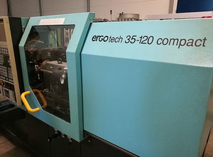 Demag Ergotech 35 - 120 Injection moulding machine