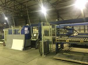 Finnpower LP6 Combining machine laser / punch