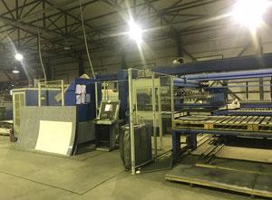 Kombinovaný stroj laser/vysekávací lis Finnpower LP6